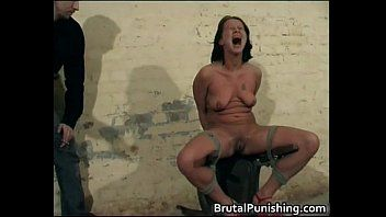 Hardcore sadomasochism and brutal punishement part4 - free porn videos, sex clips - bound, whip, bondage, mi