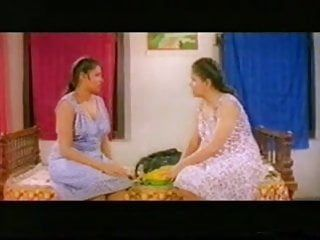 Southindian mallu b grade actress lesbo movie scene