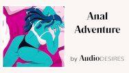 Anal adventure audio porn for women, erotic audio, hawt asmr