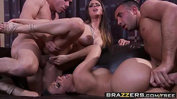 Rachel roxxx, rachel starr, keiran lee, mick blue - a swinging wonderful time - brazzers