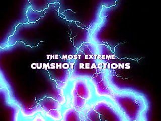 Cumshock almost any way-out ejaculation reactions ever