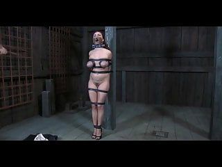 Sm villein ashley graham shackled and whipped by sado dominant