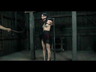 Sm serf elise graves shackled whipped and electro tortured