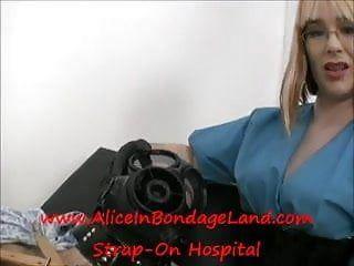Unmerciful dr vous met sous masque à gaz bulleur mastix femdom