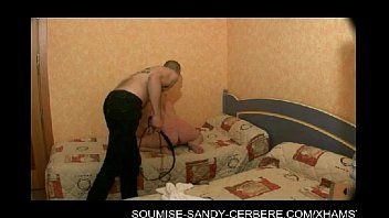 Clip sadomasochism soumise sm sandy seance fouet hotel txt
