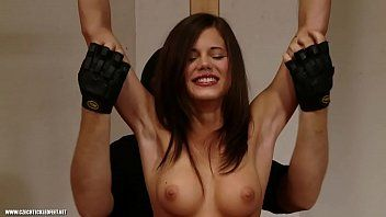 Small caprice tickling is my work