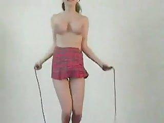 大Billibongs和跳绳