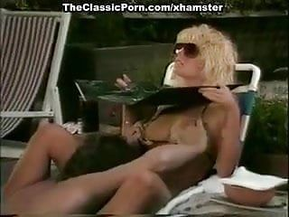 Jamie summers, kim angeli, tom byron in classic porn web site