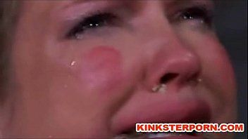 Female domination slaves in slavery are tormented