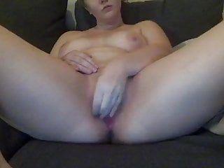Tumblr gal masturbates with large swarthy sex-toy