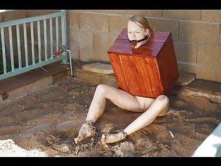 Bondman hotty locked in a box