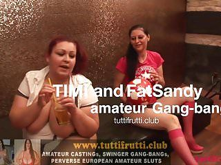 Plump giant mambos bbw euro swinger gang-bang