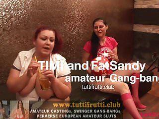 Пухлая гигантская мамба толстушка-европейка-свингерша в гэнгбэнге