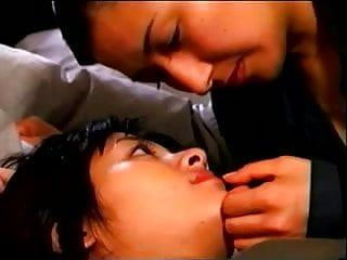 Lesbo movie from unknown japanese movie scene 252b