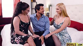 Sarah vandella, jojo kiss in goddess instruct wife